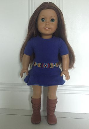 Saige - American Girl Doll of the Year 2013 - Used - Negotiable Price for Sale in Freehold, NJ