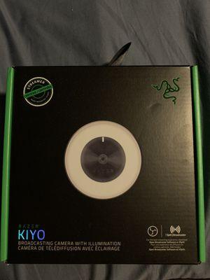 Razer Kiyo Streaming Camera FULL HD for Sale in Pomona, CA