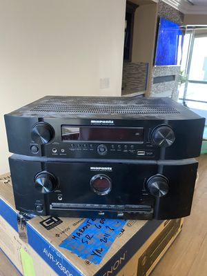 Marantz AV receiver for Sale in Manhattan Beach, CA