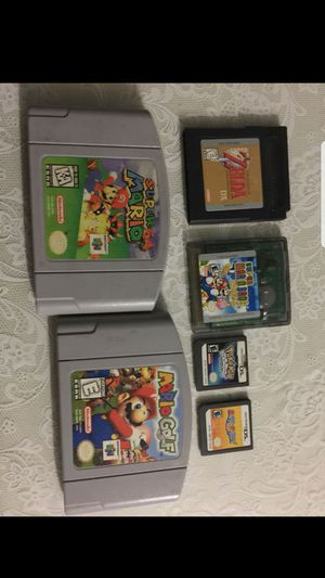 Nintendo 64 game n64 for Sale in Vallejo, CA