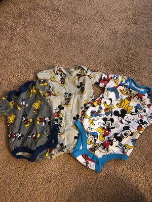 Mickey Mouse onesies for Sale in Romulus, MI