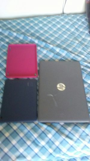 Onn i pad and hp for Sale in Carrboro, NC