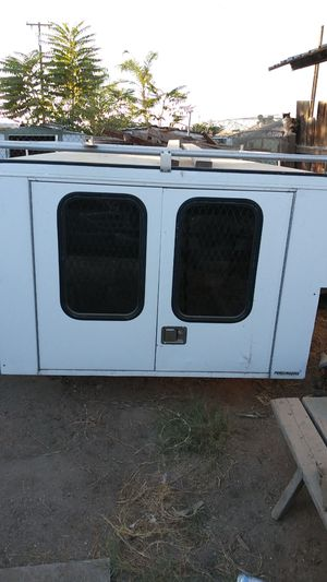 Utility camper for Sale in Bakersfield, CA