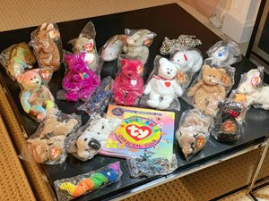 Retired Rare Beanie Babies (like NEW) for Sale in San Mateo, CA