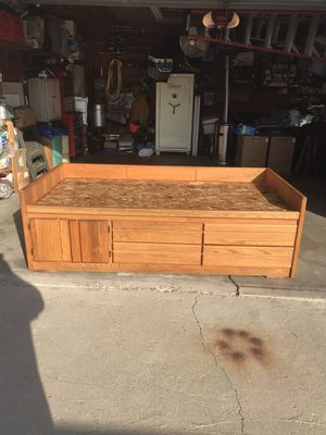 Twin captains bed for Sale in Norwalk, CA