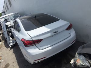 2015 Hyundai Genesis for parts parting out oem part partes door trunk bumper quarter panel doors for Sale in Opa-locka, FL