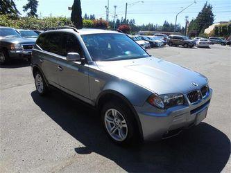 2006 BMW X3 3.0i for Sale in Lynnwood,  WA