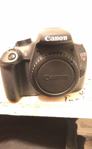 Canon T5 Rebel for Sale in Washington, DC
