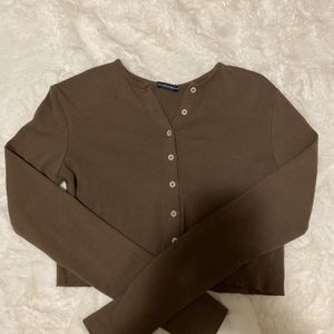 brandy melville cropped long sleeve for Sale in Pacific, WA