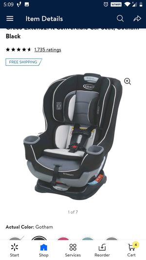 Baby car seat, excellent condition, like new, moving out that is why selling it for Sale in Little Elm, TX