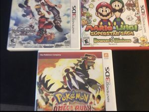 Nintendo 3DS Games for Sale in Dallas, TX