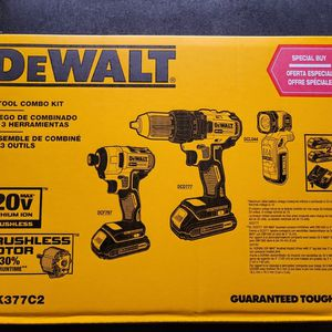 Dewalt Drill Combo Kit for Sale in Las Cruces, NM