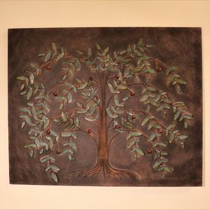 Olive Tree Metal Wall Art for Sale in Blacksburg, VA