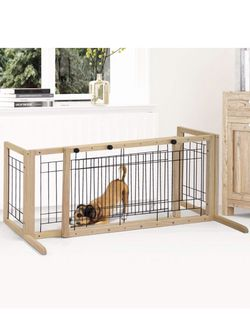 Freestanding Pet Gate for Sale in Claremont,  CA