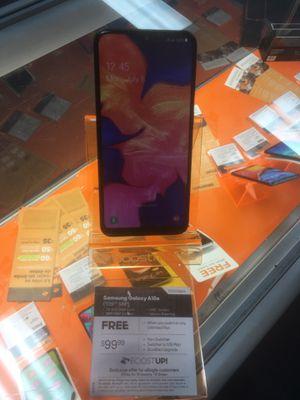 Boost Mobile Samsung A10e for Sale in Phoenix, AZ