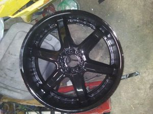 24 inch rims for Sale in Fort Dodge, IA