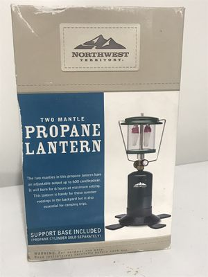 Northwest Territory Propane Lantern for Sale in Fort Wayne, IN