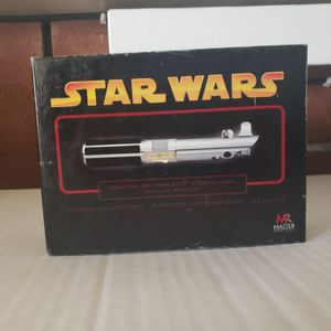 Anakin Skywalker .45 Scale Master Replica Lightsaber for Sale in West Covina, CA