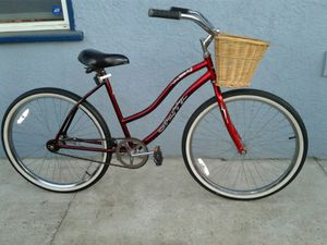 "Huffy Santa Fe Cruiser Bike--26"" Tires for Sale in Montclair, CA"