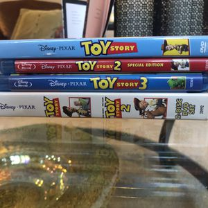 Toy Story DVDs for Sale in El Dorado Hills, CA