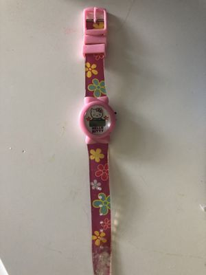 Hello kitty watch for Sale in Aurora, CO