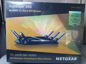 Netgear router Nighthawk x6s New never used for Sale in NO POTOMAC, MD