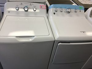 New GE Electric Set Washer and Dryer 10% off 🚨🔴🚨 for Sale in Las Vegas, NV