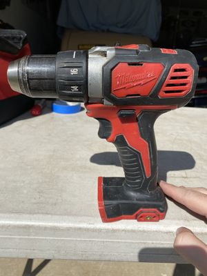 "Milwaukee M18 Compact 1/2"" Drill Driver ( Tool Only ) for Sale in Ontario, CA"