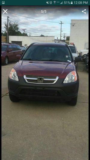 Honda CRV 04 for Sale in Lakewood, OH