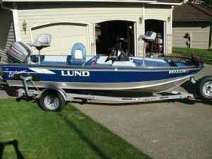 Lund Custom Bass Boat for Sale in Bellevue, WA