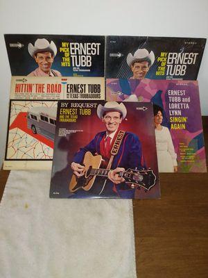 Ernest Tubb Records for Sale in Hudson, FL