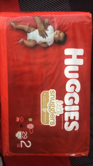 Diaper Huggies size 2 for Sale in Fremont, CA