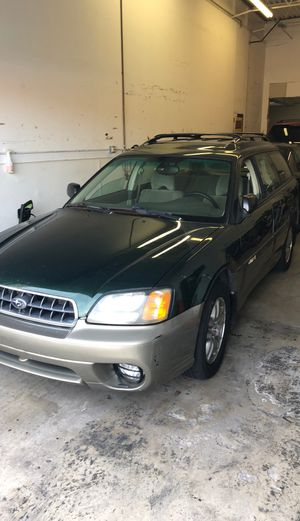 2003 Subaru Outback awd auto ac good runner and priced to sell for Sale in Mokena, IL