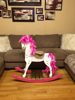 RESTORED VINTAGE ROCKING HORSE-WEST LOOP PICK UP $250 for Sale in Chicago, IL