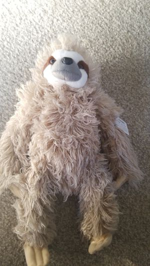 Sloth stuffed animal for Sale in Denver, CO