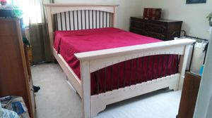Queen Bed Frame for Sale in Alexandria, VA