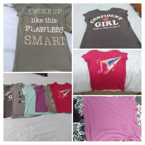 Girls clothes sizes 8-12, medium-large for Sale in Westminster, CO
