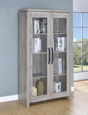 Curio Cabinet with 2 Glass Doors $299- SALE! Best Deal! for Sale in Sacramento, CA