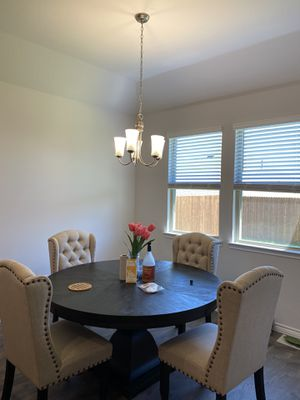 Dining Room Ceiling Light/ Chandelier Fixture for Sale in Plano, TX