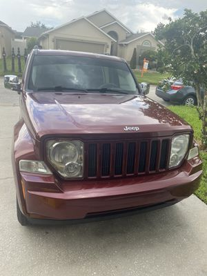 2008 Jeep liberty for Sale in Davenport, FL