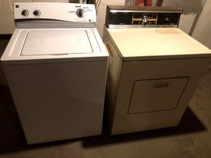 Kenmore washer and Dryer for Sale in Weymouth, MA