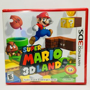 Super Mario 3D Land Nintendo 3DS 2DS for Sale in Bothell, WA
