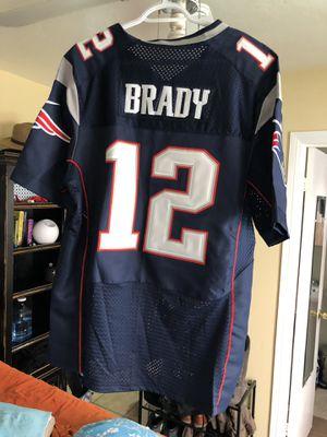Tom Brady NFL Patriots Jersey - Large (44) for Sale in San Diego, CA