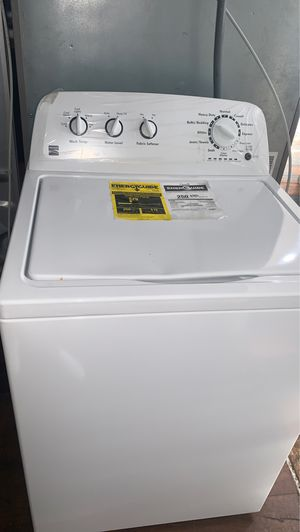 Kenmore Opened Box Washer for Sale in West Covina, CA