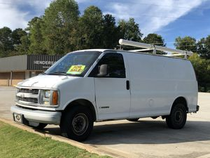 2002 Chevy 2500 Express for Sale in Covington, GA