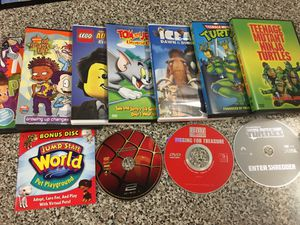 11 kids dvds for Sale in Tullahoma, TN