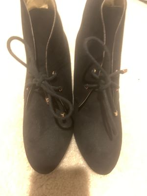 Women's black boots Size 8 for Sale in Chantilly, VA