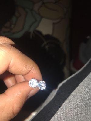 Diamond Earrings for Sale in Dallas, TX