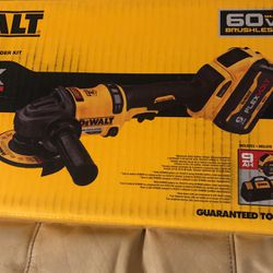 Dewalt Grinder Flex Volt for Sale in San Jose,  CA