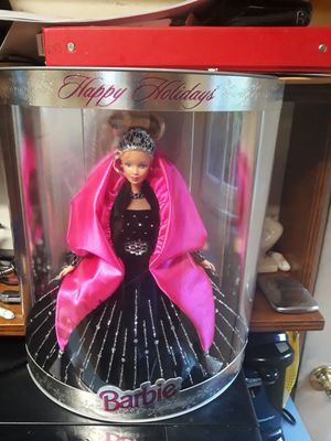 1998 happy holidays barbie special edition for Sale in Lakewood, OH